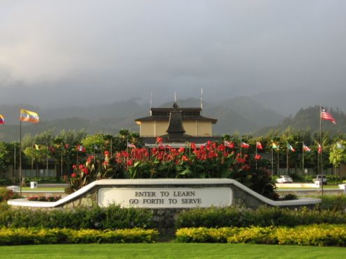 brigham young university hawaii phd prep track